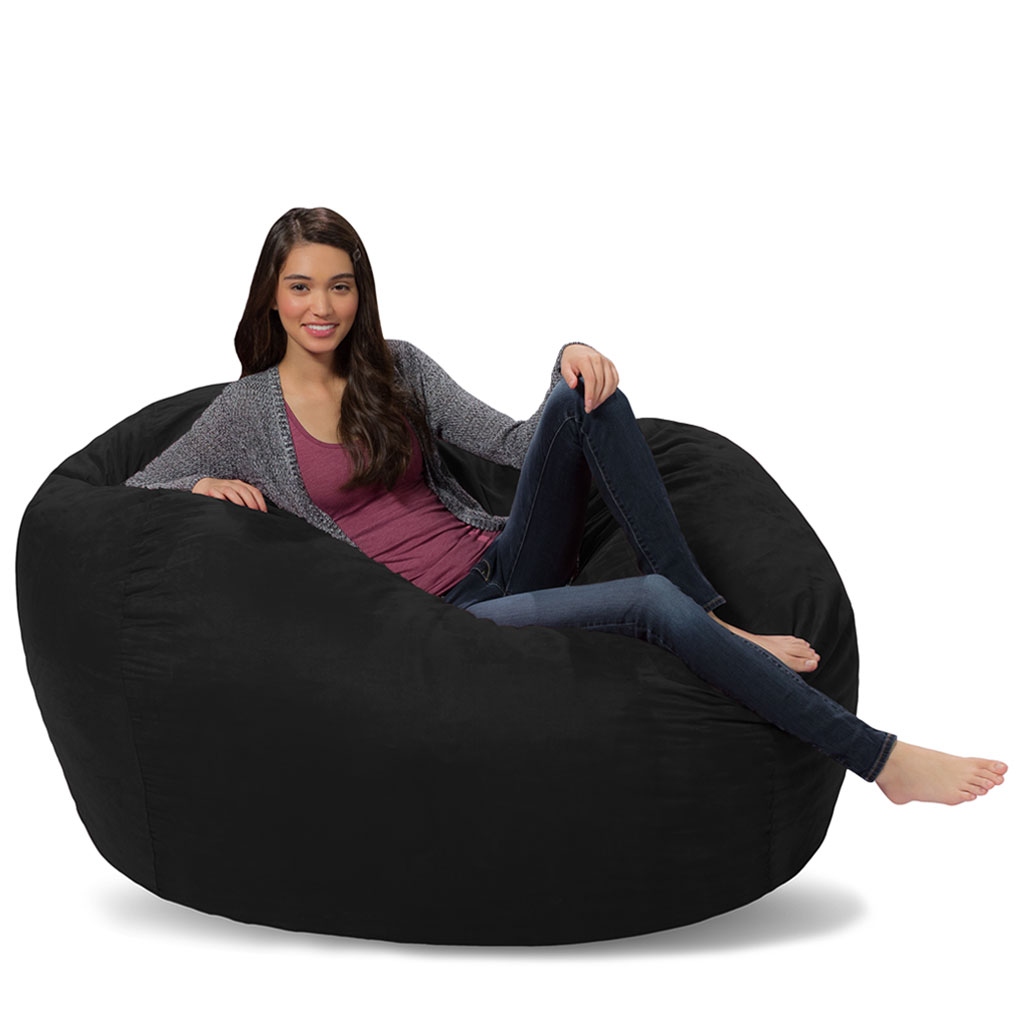 Tremendous 5 Ft Bean Bag Lounger Best 5 Foot Bean Bag Couch Ocoug Best Dining Table And Chair Ideas Images Ocougorg