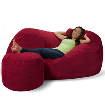 6 Foot Bean Bag Lounger 6 Foot Bean Bag Couch