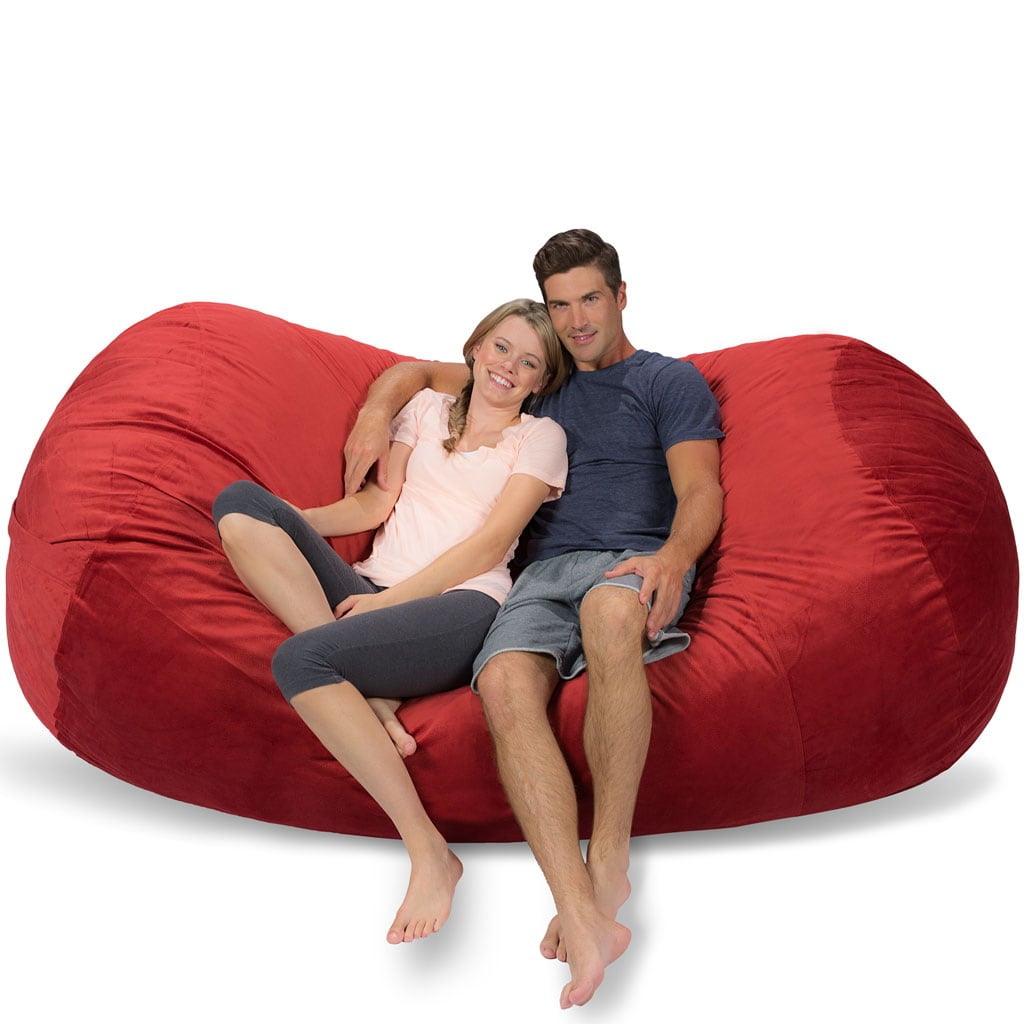 7 5 Ft Bean Bag Lounger Chair