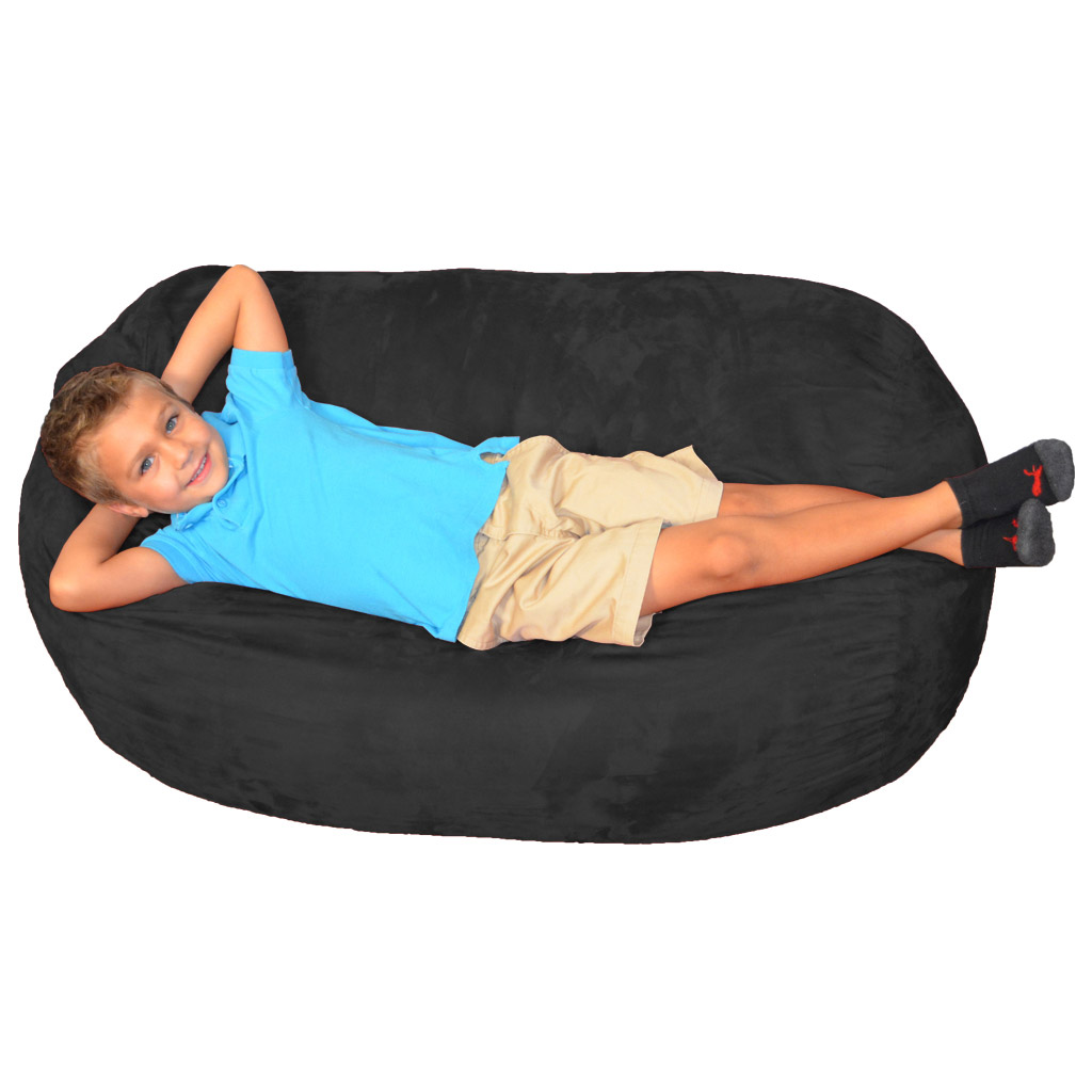 Brilliant Kids Bean Bag Lounger Kids Bean Bag Couch Kids Sofa Inzonedesignstudio Interior Chair Design Inzonedesignstudiocom