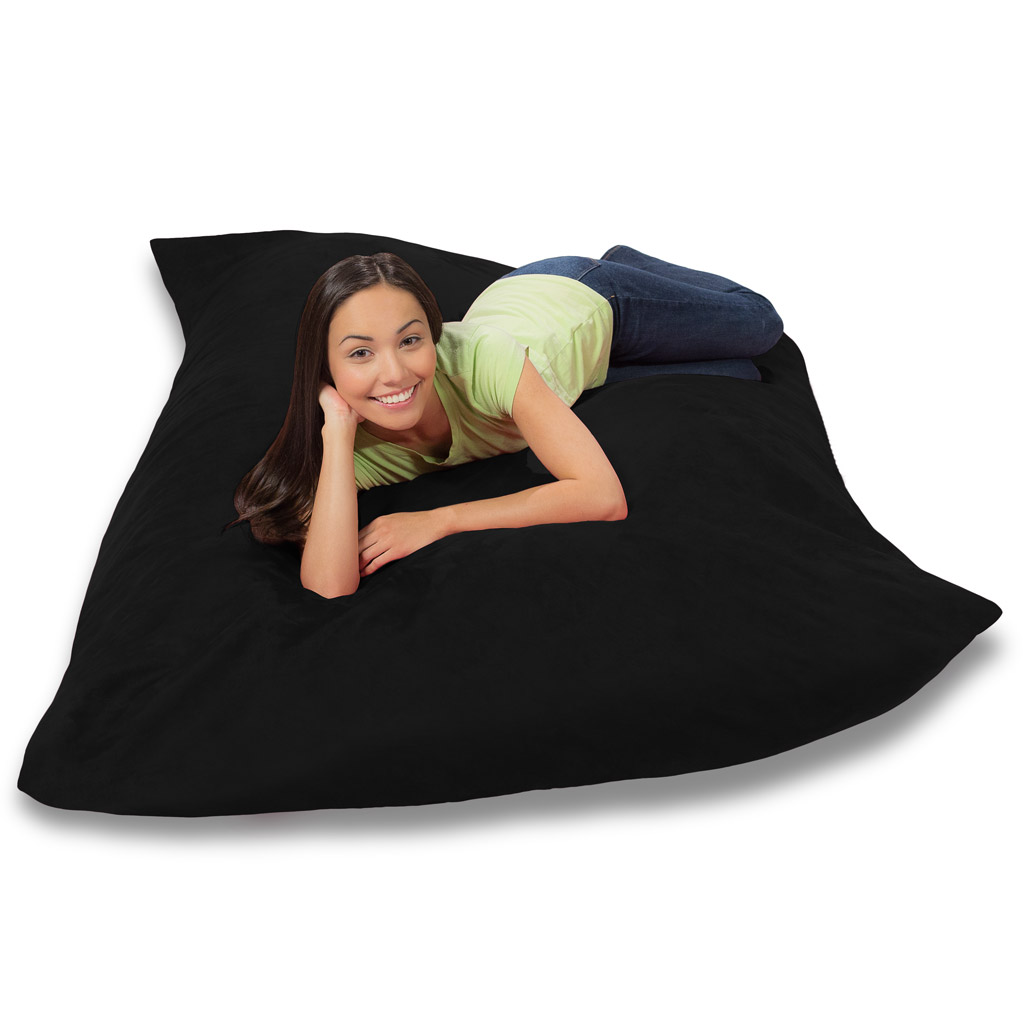 Bean Bag Pillow - Comfy Pillow - Bean Bag Pillow Bed