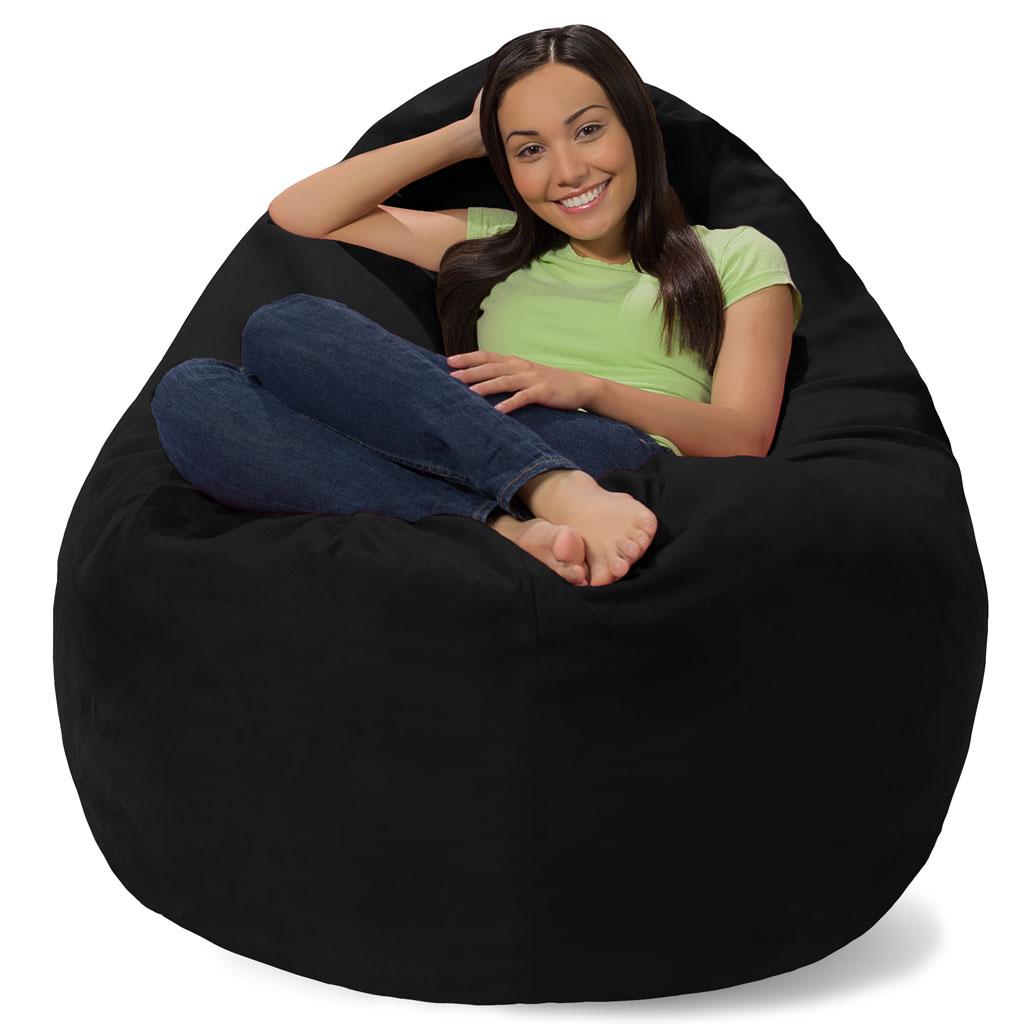 Miraculous Bean Bag Pillow Comfy Pillow Bean Bag Pillow Bed Spiritservingveterans Wood Chair Design Ideas Spiritservingveteransorg