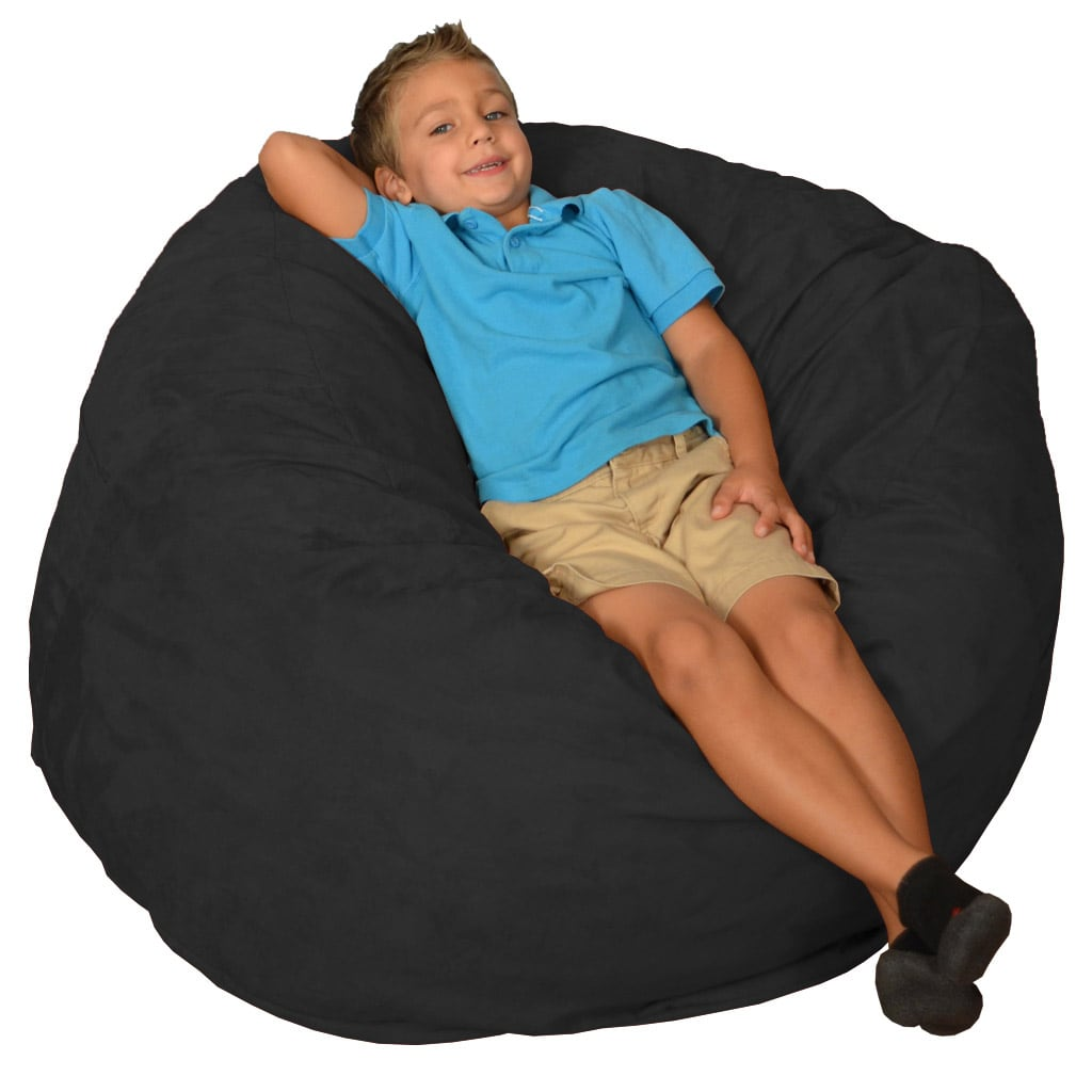 Amazing 3 Ft Bean Bag Cover 3 Ft Bean Bag Replacement Cover Andrewgaddart Wooden Chair Designs For Living Room Andrewgaddartcom