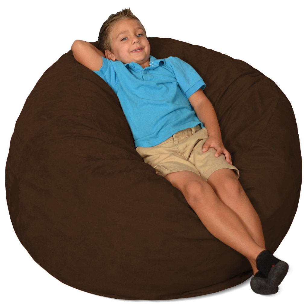 Enjoyable 3 Ft Bean Bag 3 Ft Bean Bag Chair Machost Co Dining Chair Design Ideas Machostcouk
