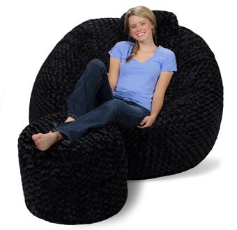 Awe Inspiring 4 Ft Bean Bag 4 Foot Bean Bag Chair Cjindustries Chair Design For Home Cjindustriesco