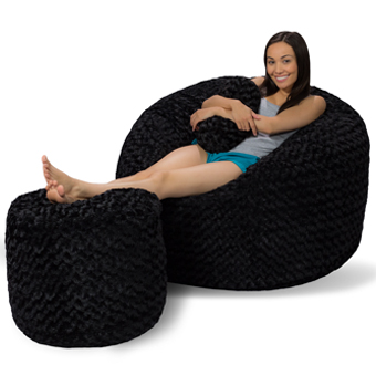 Super 5 Ft Bean Bag 5 Foot Bean Bag Chair Evergreenethics Interior Chair Design Evergreenethicsorg
