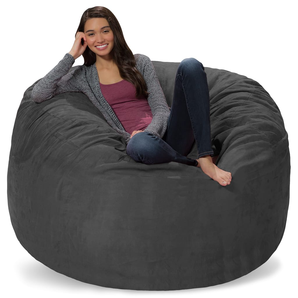 Brilliant 5 Ft Bean Bag 5 Foot Bean Bag Chair Machost Co Dining Chair Design Ideas Machostcouk