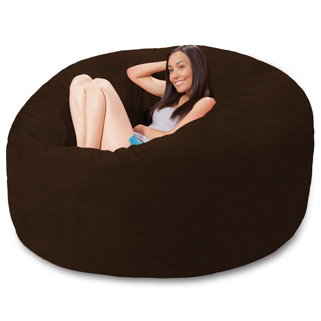 Pleasing 6 Foot Bean Bag 6 Foot Bean Bag Chair Dailytribune Chair Design For Home Dailytribuneorg