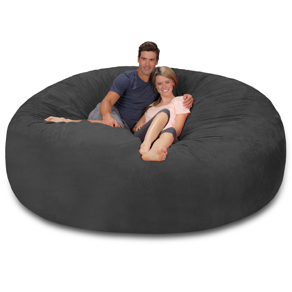 Brilliant Giant Bean Bag Huge Bean Bag Chair Extra Large Bean Bag Dailytribune Chair Design For Home Dailytribuneorg