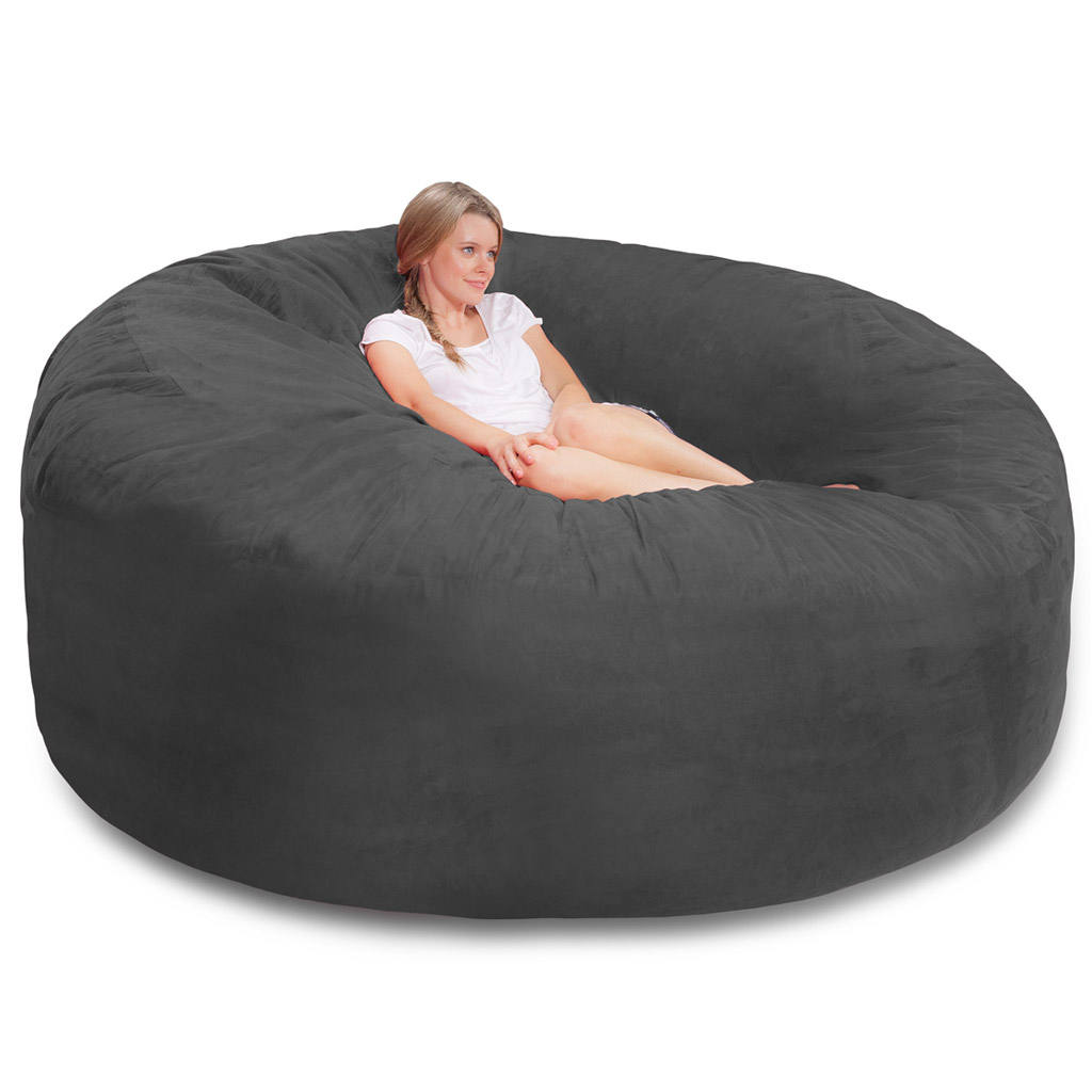 Wondrous Giant Bean Bag Huge Bean Bag Chair Extra Large Bean Bag Beatyapartments Chair Design Images Beatyapartmentscom