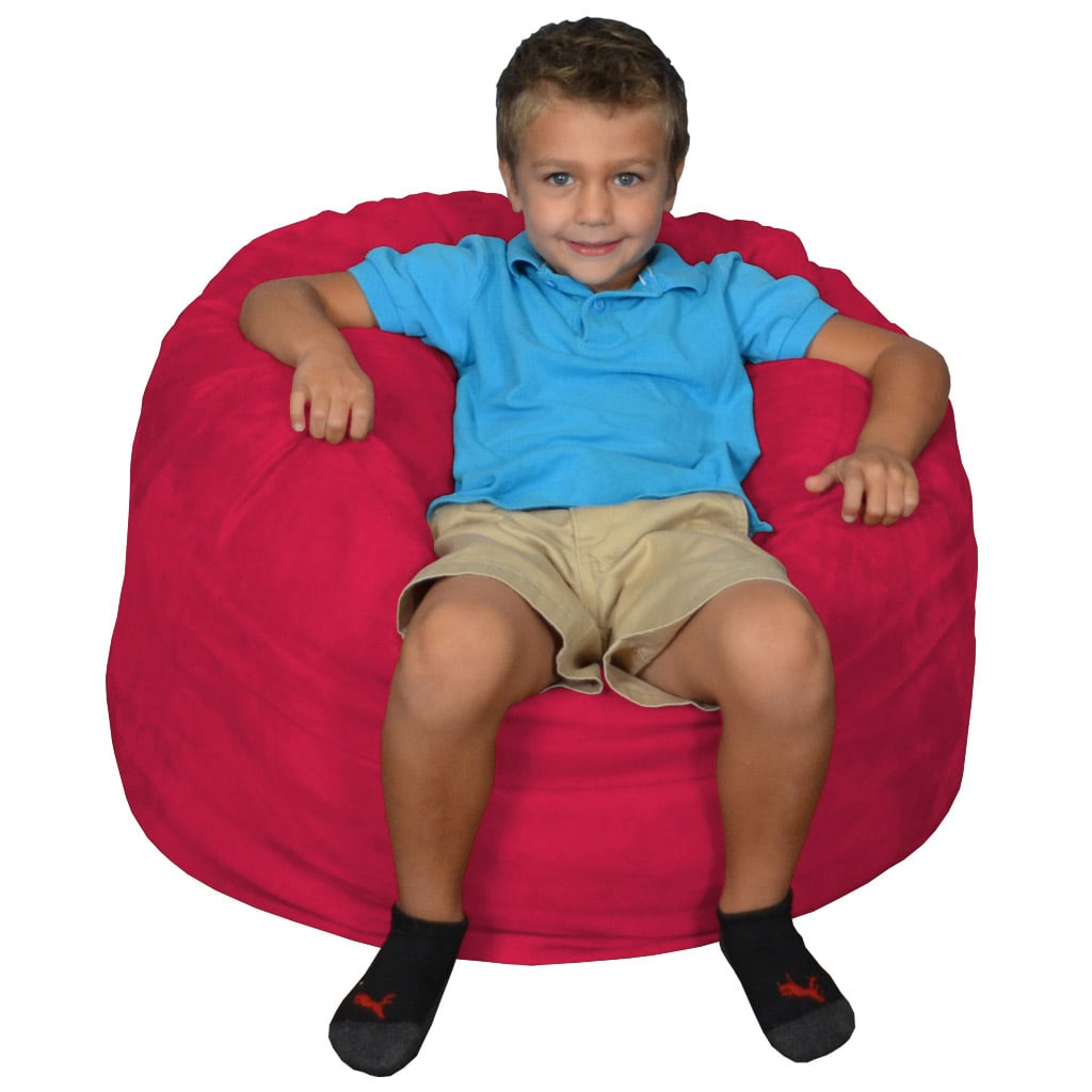 Bean Bag Chair Cover for Kids - Childrens Bean Bag Cover